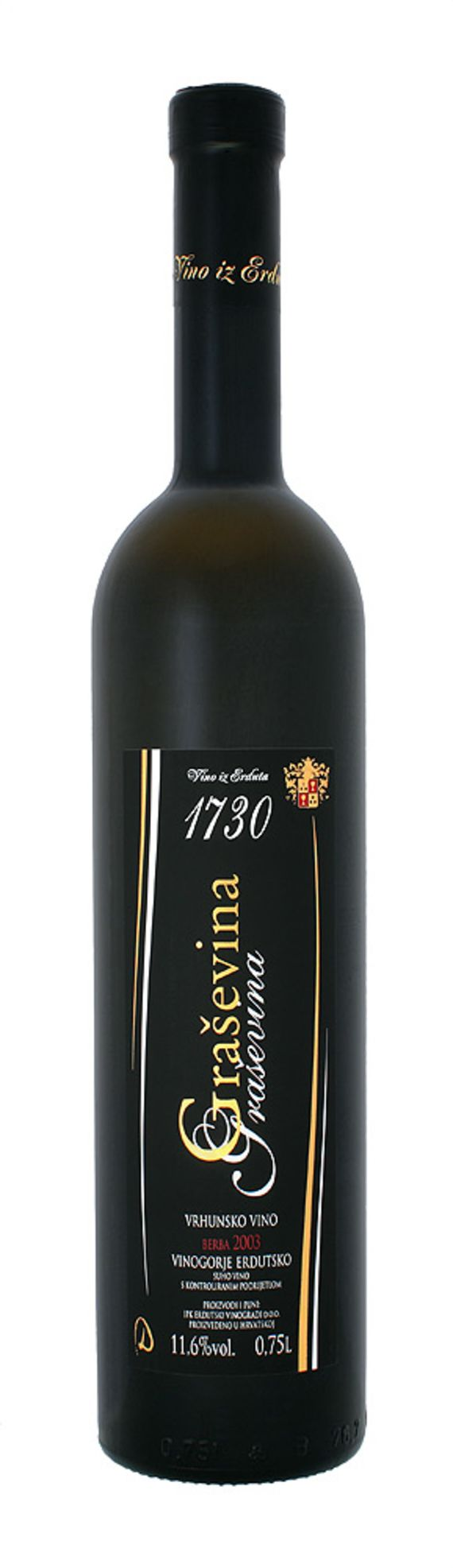 Grasevina - Riesling premium wijn