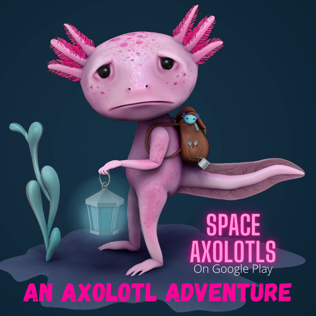 An Axolotl Adventure