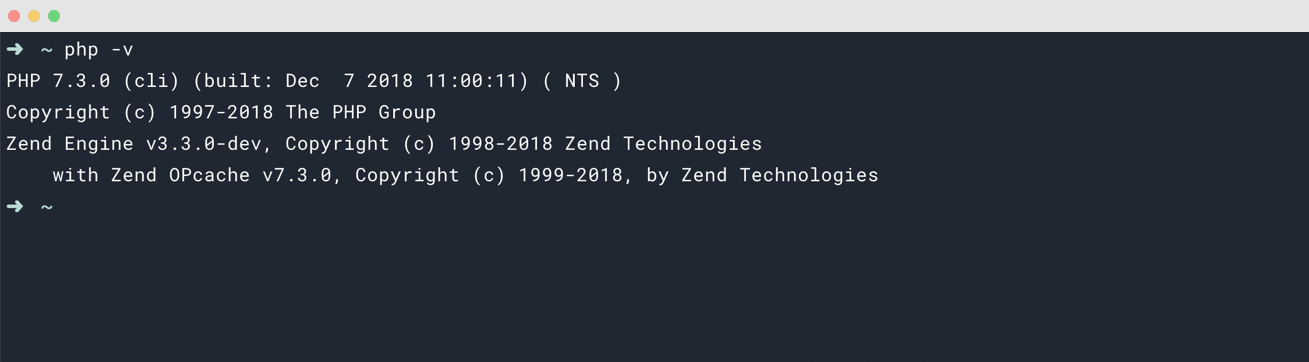 Easily Upgrade to PHP 7.3