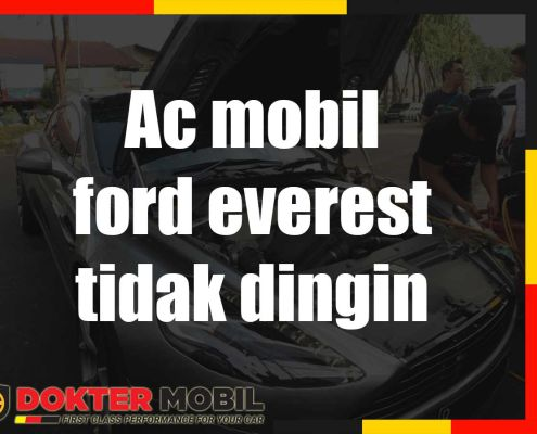 Ac mobil ford everest tidak dingin