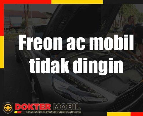 Freon ac mobil tidak dingin