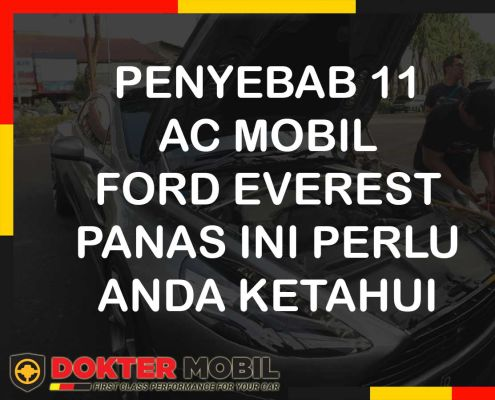 ac mobil ford everest panas