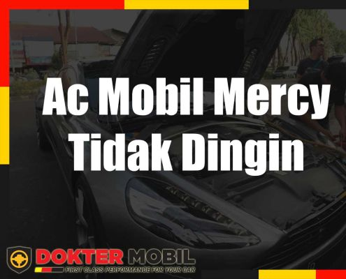 Ac Mobil Mercy Tidak Dingin