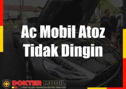 Ac Mobil Atoz Tidak Dingin