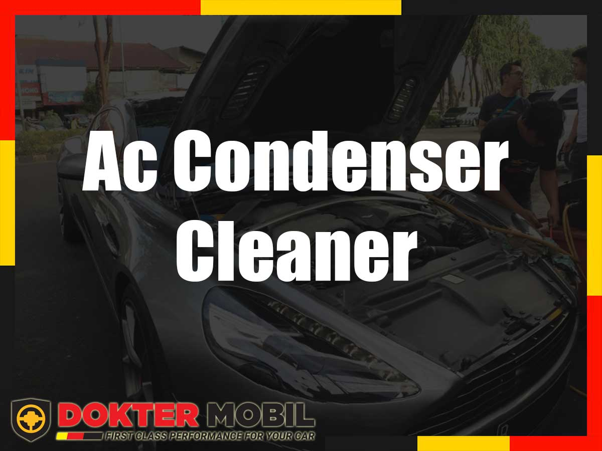 Ac Condenser Cleaner