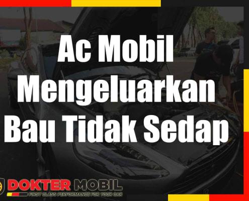 Ac Mobil Mengeluarkan Bau Tidak Sedap