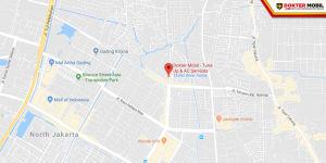 Map Dokter Mobil Kelapa Gading