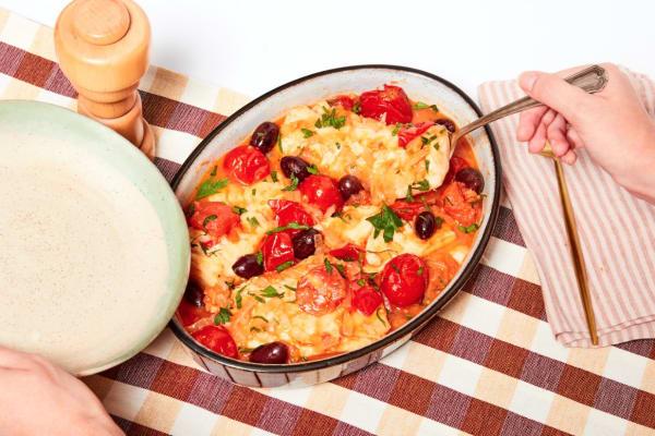 Mediterranean Cod Stew