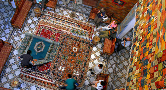 morocco rugs