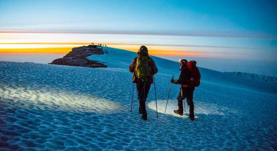 kilimanjaro kili africa trek summit barafu