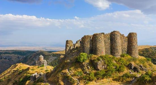 armenia nagorno karabakh ruins