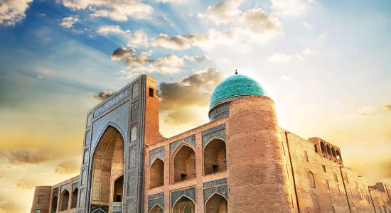 central asia kazakhstan kyrgyzstan uzbekistan turkmenistan samarkand silk road