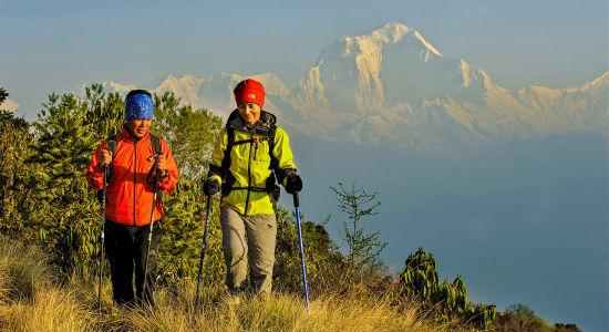 1 slide annapurna dhaulagiri hiker sadu guide pano