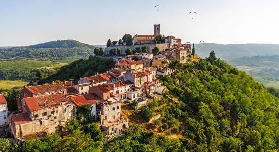 motovun village croatia