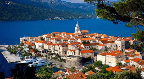croatia adriatic odyssey korcula