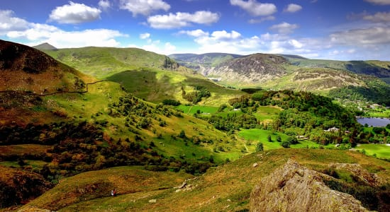 1 slide england lake district ullswater pano