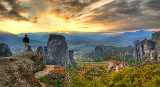 greece zagoria and mt olympus
