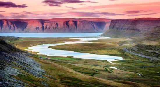 iceland westfjords landscape