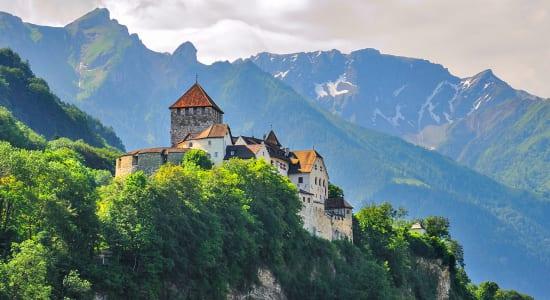 vaduz castle lichtenstein