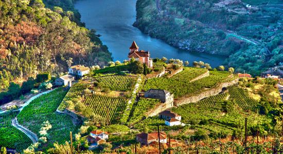 portugal douro river valley