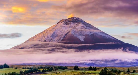 cotopaxi chilcabamba volcano