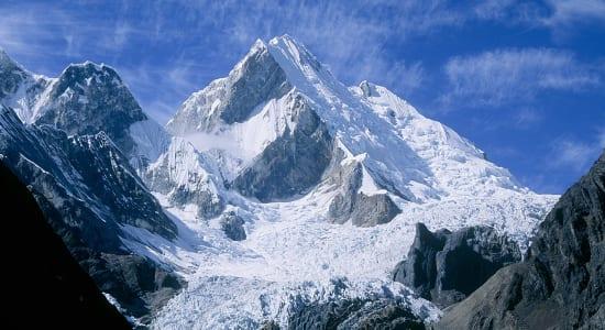 peru cordillera huayhuash summit