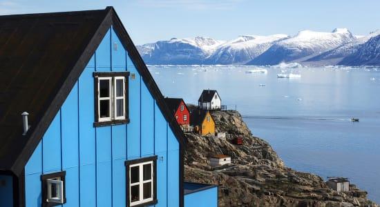 fjords uummannaq greenland