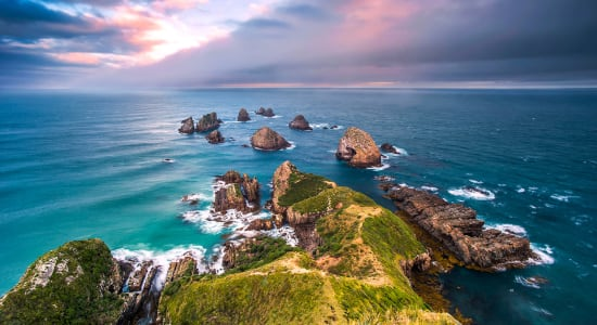 coast nugget point