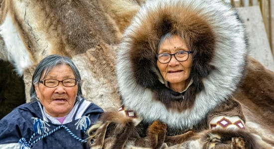 canada gjoa haven greenland traditional clothing women