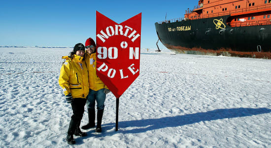 ship north pole