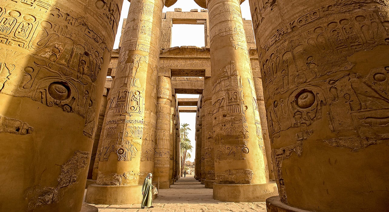 temple of amon ra egypt