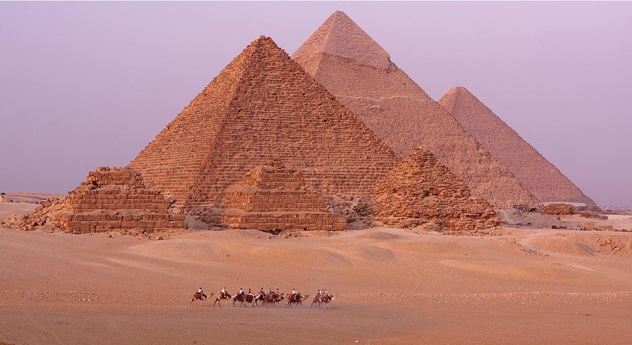 egypt pyramid mycerinus