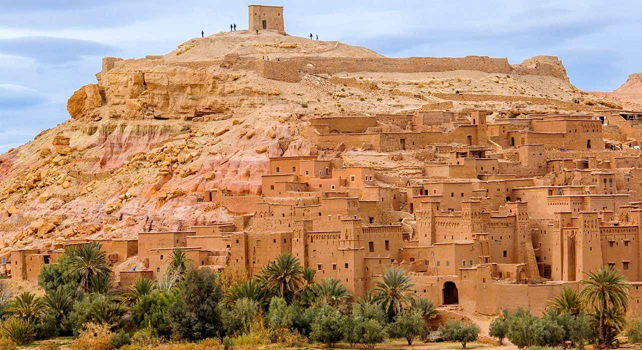 morocco casbah ait ben addou