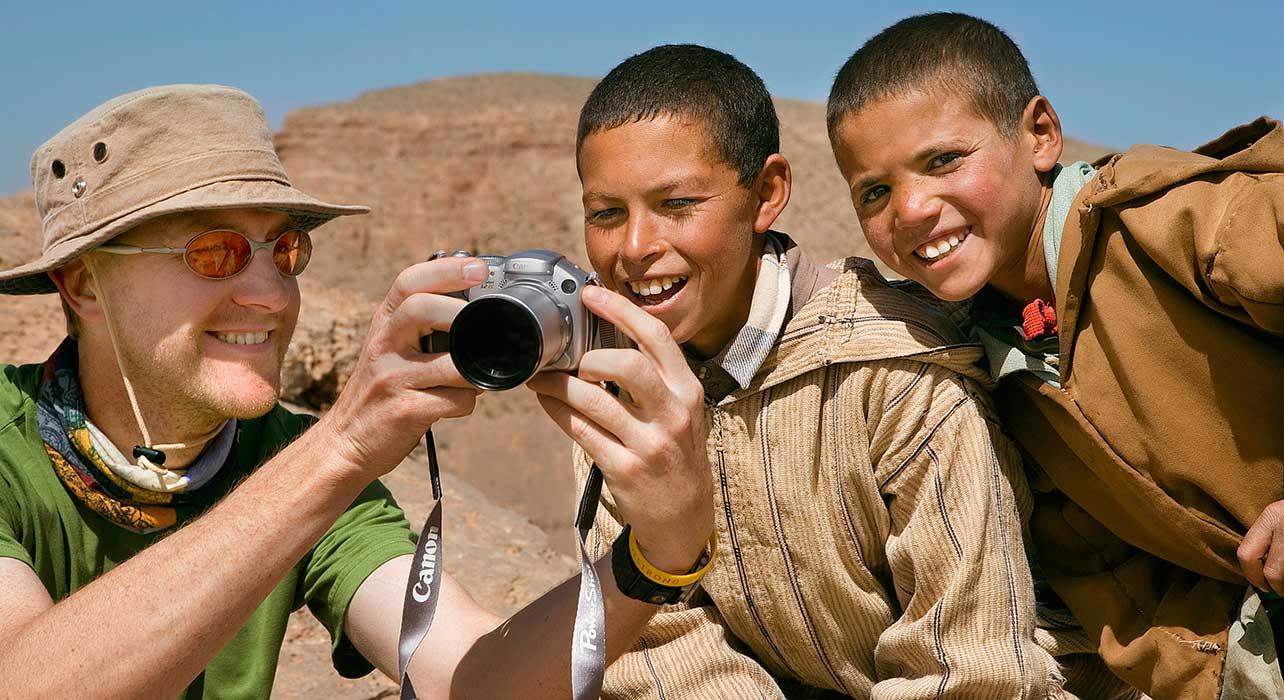 morocco camel safari brian mcgilloway