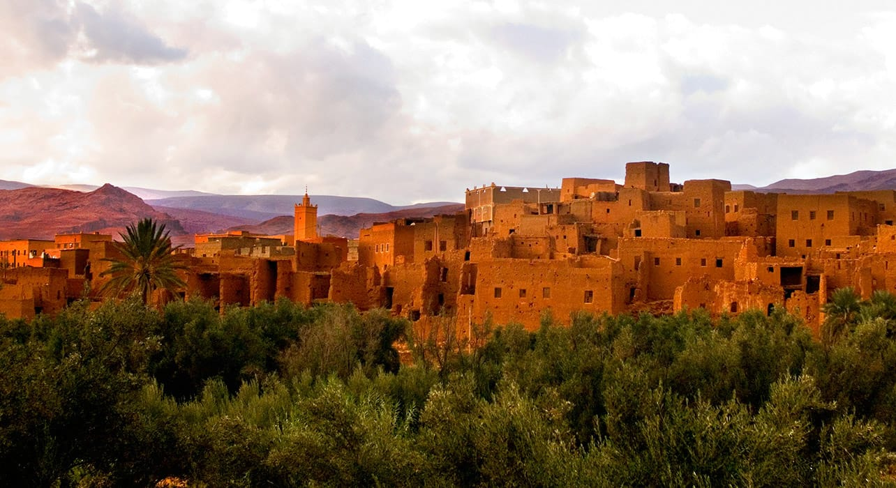 morocco high atlas trek atlas mountains marrakesh
