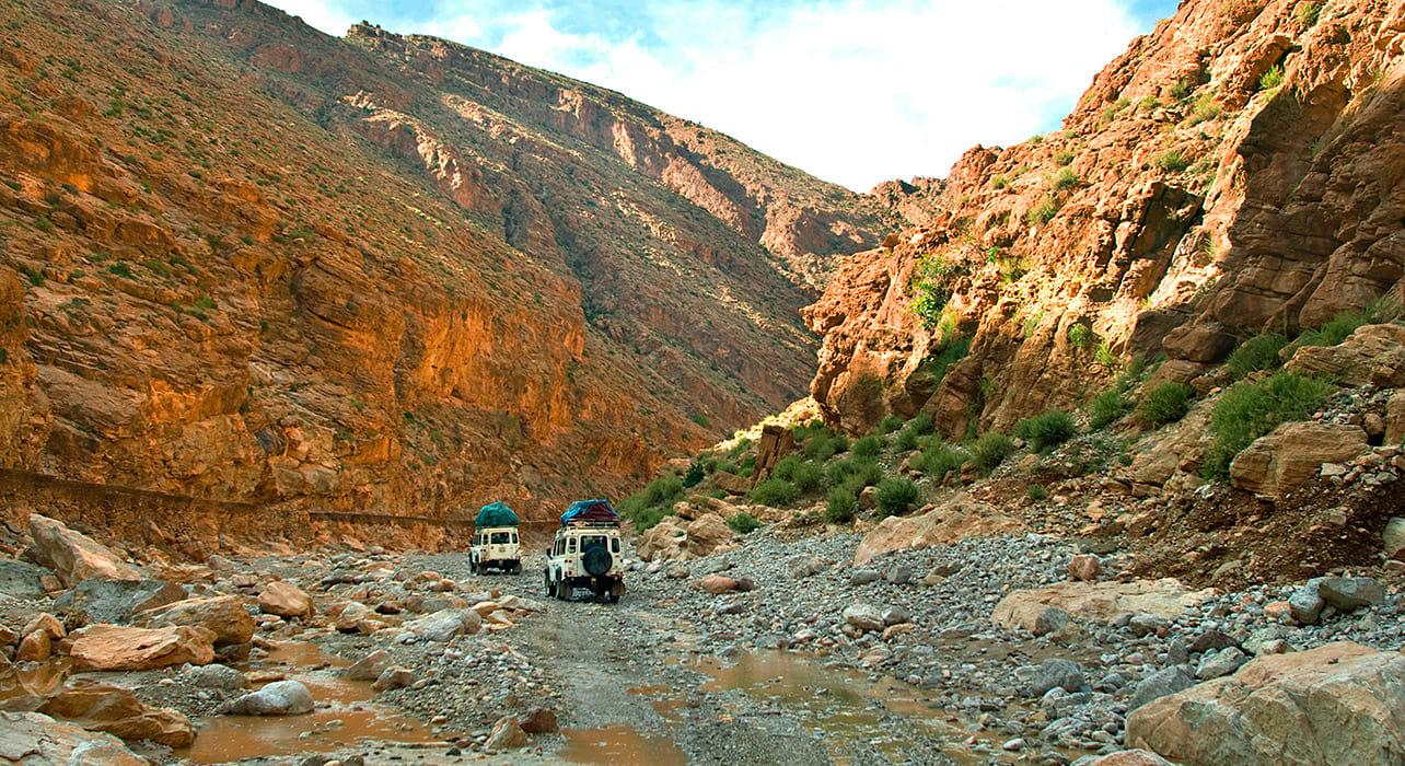 7 slide morocco atlas todra gorge brian mcgilloway pano