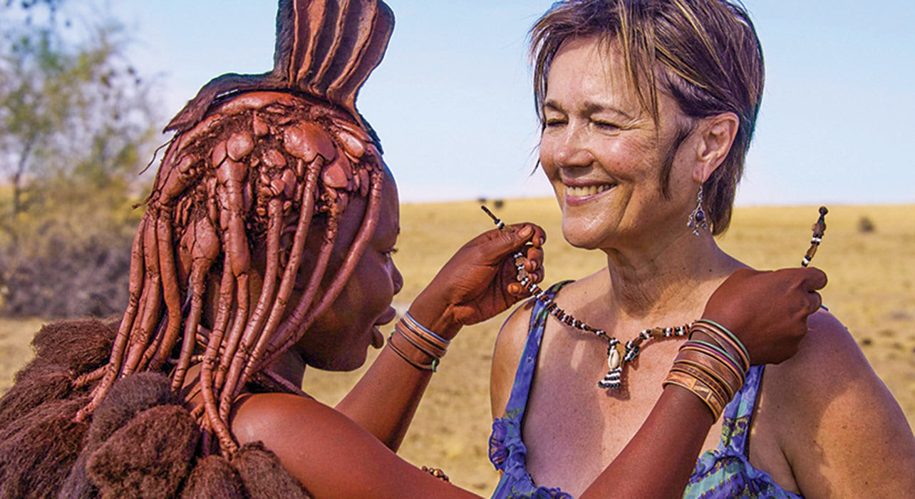 3 slide himba namibia client jewelry africa pano