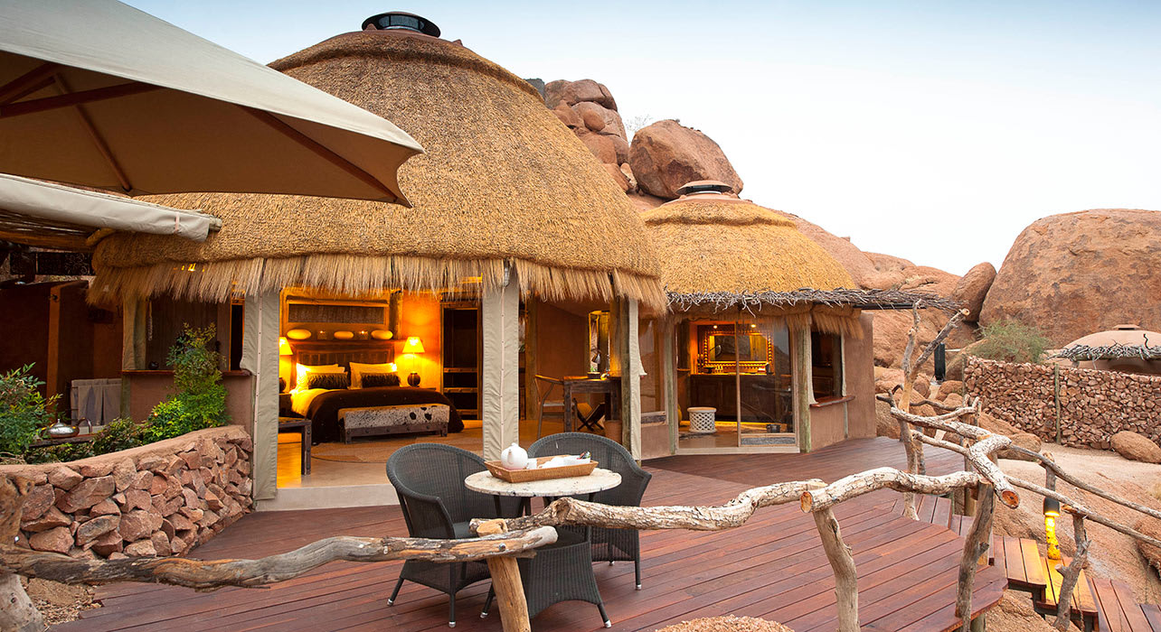 kipwe lodge camp namibia