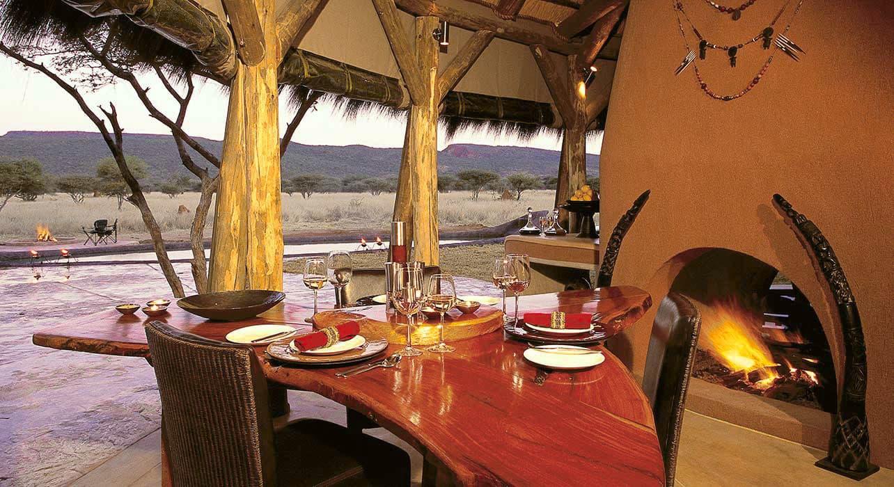 6 slide namibia okonjima bush camp suite pano