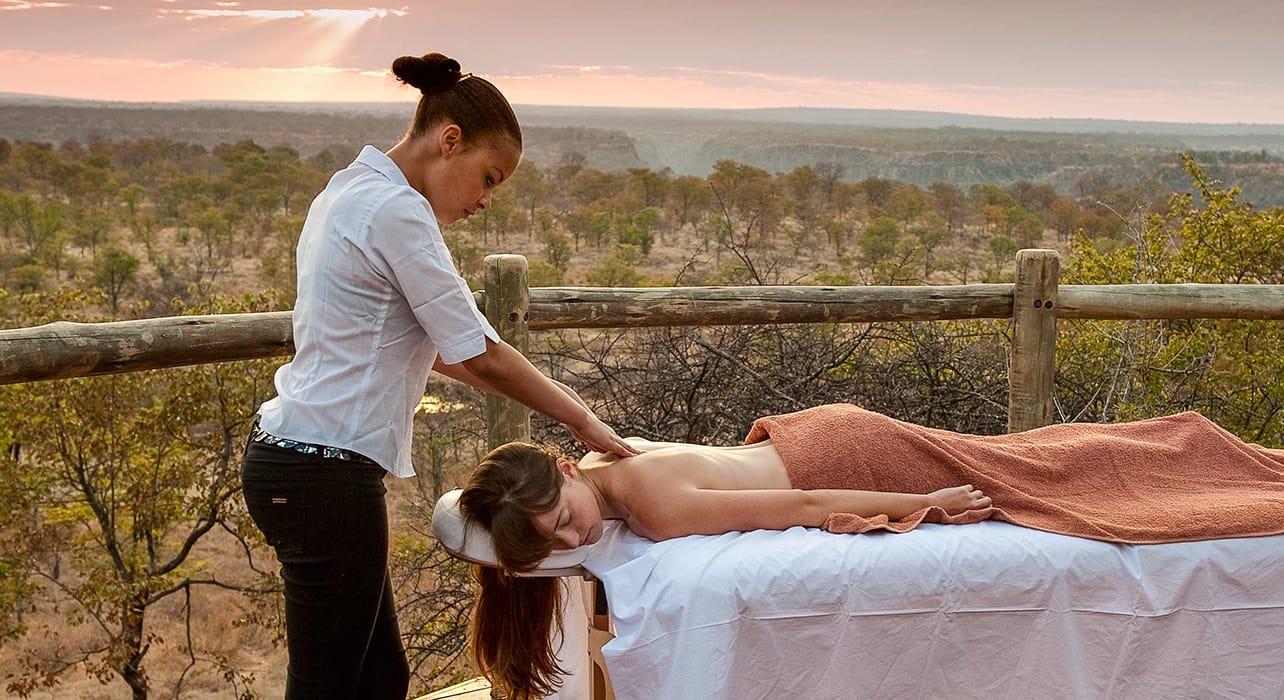 3 slide bush massage pano