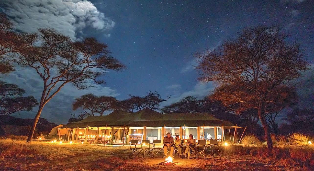 serengeti wildlife safari gary strand osunyai lamarkau
