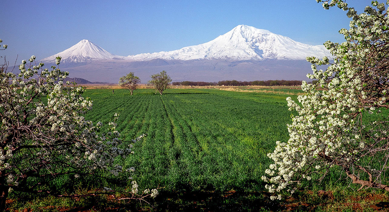 caspian odyssey golden eagle yerevan ararat mountain valley