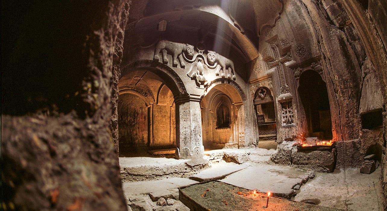 caspian odyssey golden eagle yerevan geghard monastery