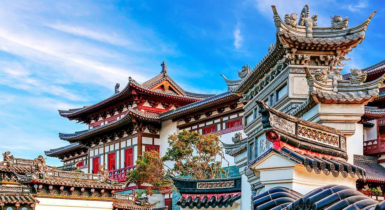 3 slide china beijing forbidden city architecture pano
