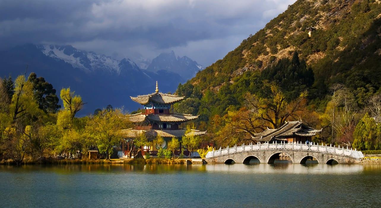 sichuan yunnan bridge lijiang puiyuen ng