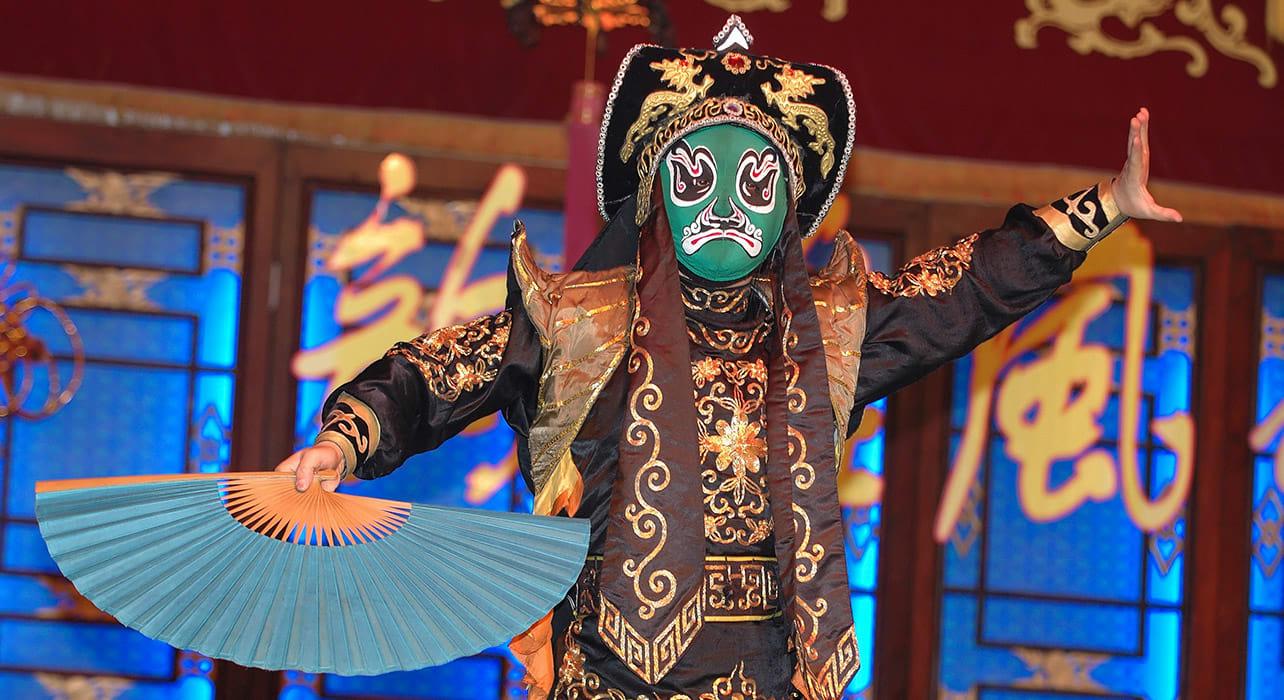 sichuan yunnan sichuan opera