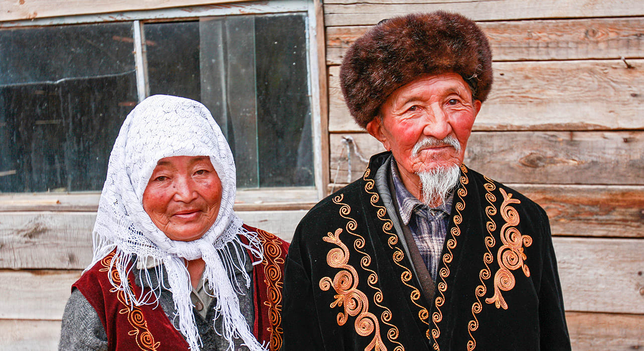 tibet local people