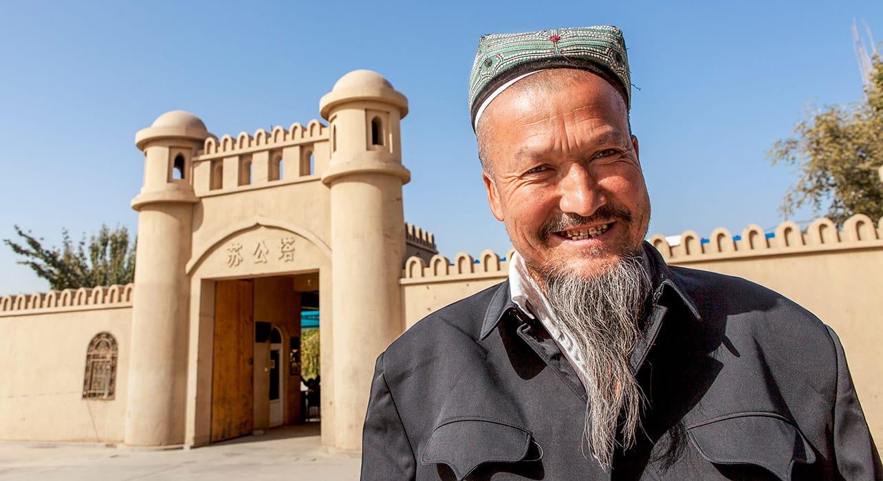turpan china xinjiang province