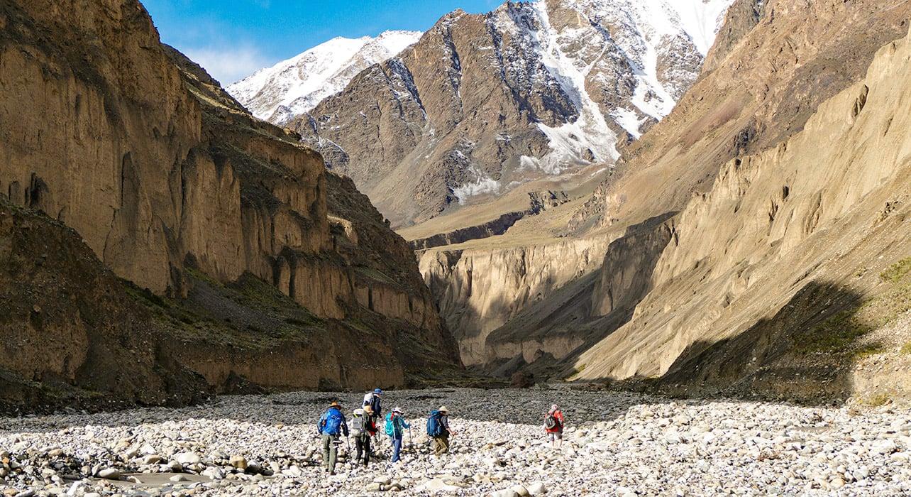 china karakoram surakwat hikers