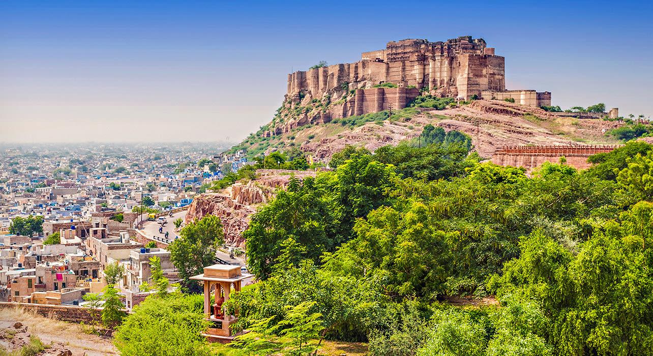 jodhpur fort india